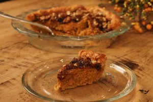 Bourbon Sweet Potato Pie in Phyllo | The Cooking Lady